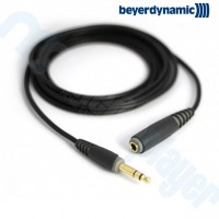 Cable Extension Klotz  Profesional 3 mts 6.3mm a 6.3mm