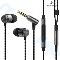 Audifonos SoundMagic E50C Microfono Android - iPhone