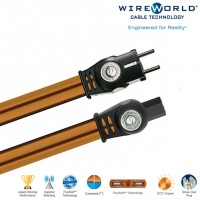 Cable de Poder Wireworld Electra 7 - 1,5mts EU