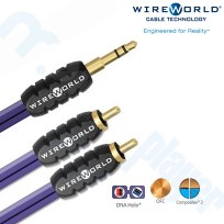 Cable Interconector Pulse 3.5mm a RCA 1.0M