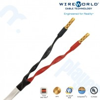 Cable de Parlante Wireworld Solstice 7 - Par 2mts Banana