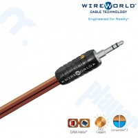 Cable Extension Interconector Nano Eclipse 7  3.5mm a 3.5mm hembra 1.0M