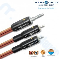 Cable Interconector Nano Eclipse 7  3.5mm a RCA 1.0M