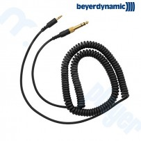 Cable de Audifonos Beyerdynamic Custom Pro Plus Coiled 3 Mts