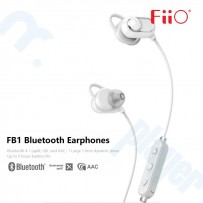 Audifonos Bluetooth Fiio FB1 V4.1 aptX AAC/SBC Multipunto
